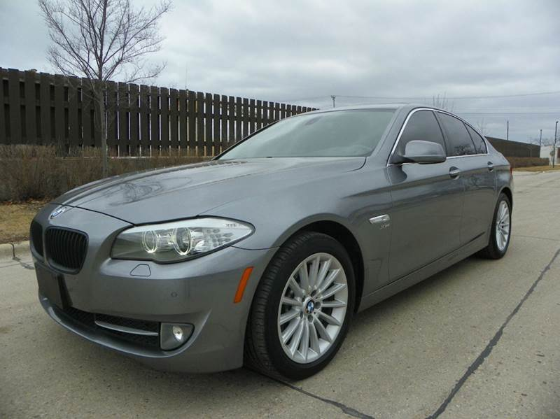 2011 bmw 5 series 535i xdrive awd 4dr sedan in wheeling il. Black Bedroom Furniture Sets. Home Design Ideas