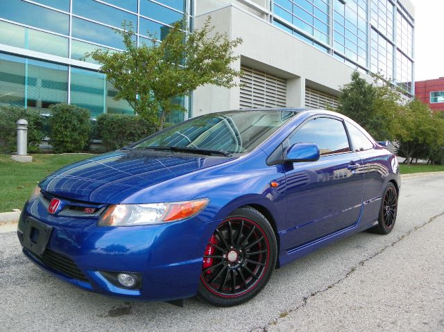 2007 honda civic si 2dr coupe in skokie arlington heights chicago suburban auto sales. Black Bedroom Furniture Sets. Home Design Ideas
