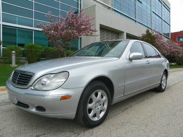 2001 mercedes benz s class s430 for sale in skokie for 2001 mercedes benz s430