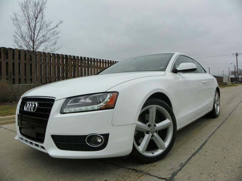 2009 audi a5 quattro awd 2dr coupe 6a in wheeling il vk. Black Bedroom Furniture Sets. Home Design Ideas