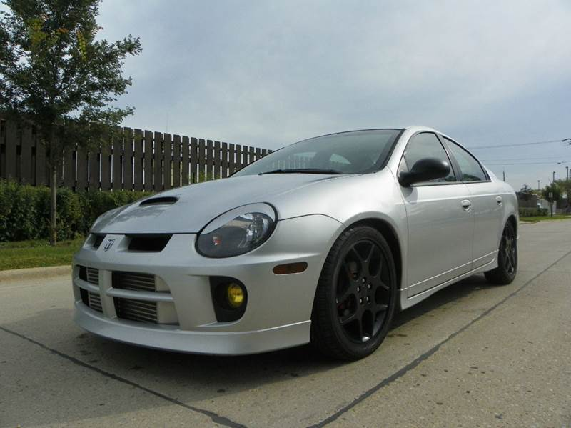 2004 dodge neon srt 4 base 4dr turbo sedan in wheeling il. Black Bedroom Furniture Sets. Home Design Ideas