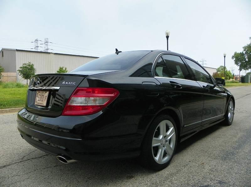 2011 mercedes benz c class c300 luxury 4matic awd 4dr for 2011 mercedes benz c300 4matic review