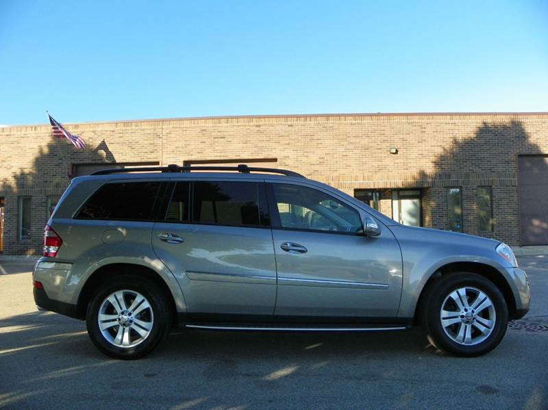 2008 mercedes benz gl class gl450 4matic awd 4dr suv in for Mercedes benz suv 2008 for sale