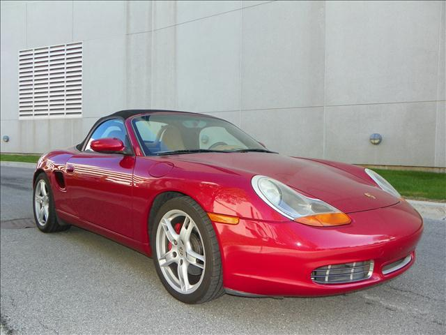 2002 Porsche Boxster S - Skokie IL