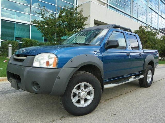 2001 nissan frontier xe crew cab 2wd in wheeling il vk auto imports. Black Bedroom Furniture Sets. Home Design Ideas