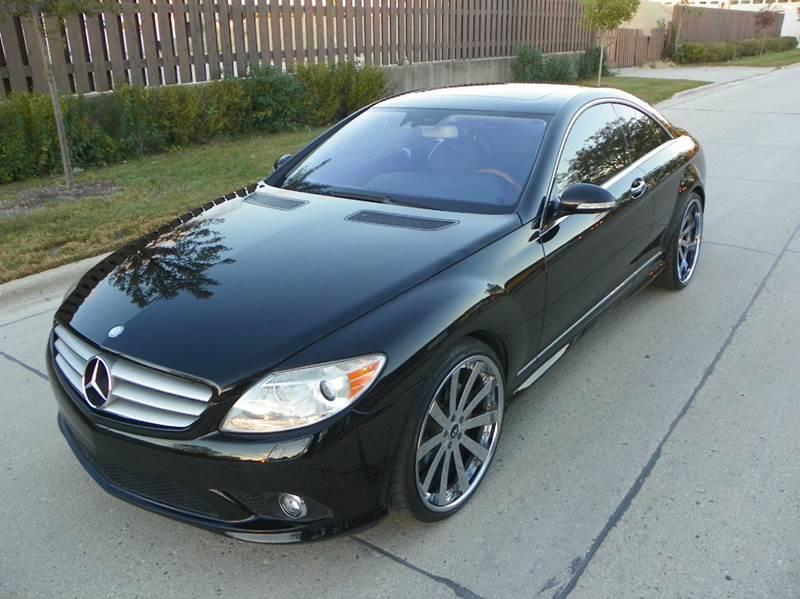 2008 mercedes benz cl class cl550 2dr coupe amg in for 2008 mercedes benz cl class cl550