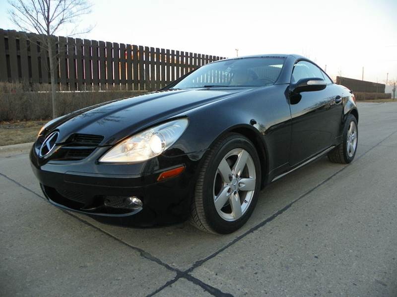2006 mercedes benz slk slk 280 2dr convertible in wheeling il vk auto imports. Black Bedroom Furniture Sets. Home Design Ideas
