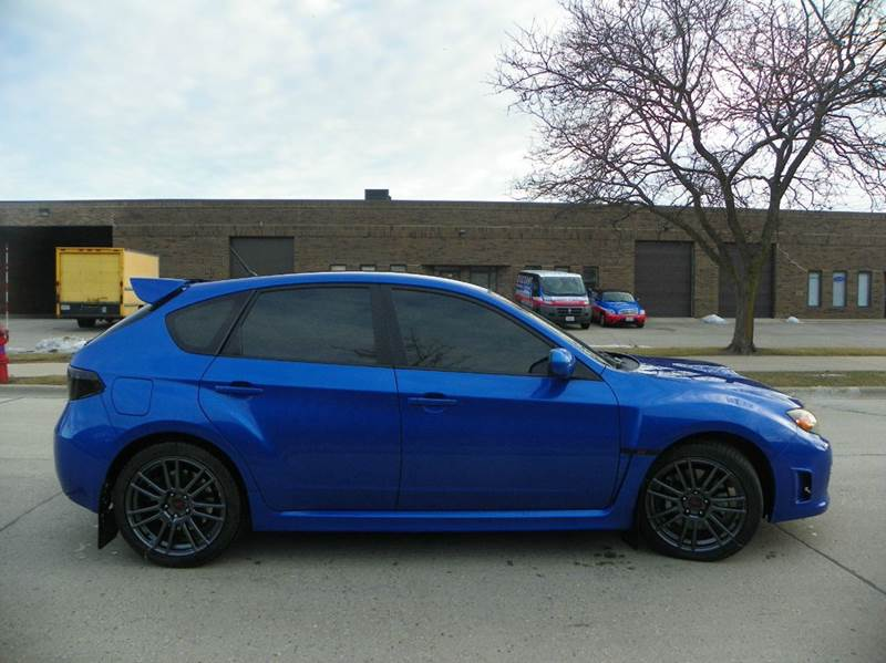 2010 subaru impreza wrx sti awd 4dr wagon in wheeling il. Black Bedroom Furniture Sets. Home Design Ideas