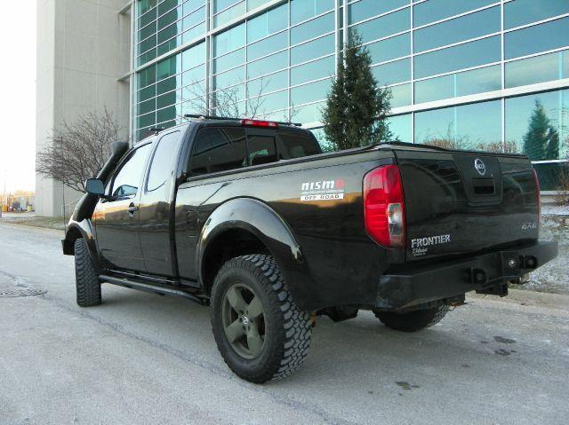 2005 nissan frontier nismo off road 4x4 in wheeling il. Black Bedroom Furniture Sets. Home Design Ideas