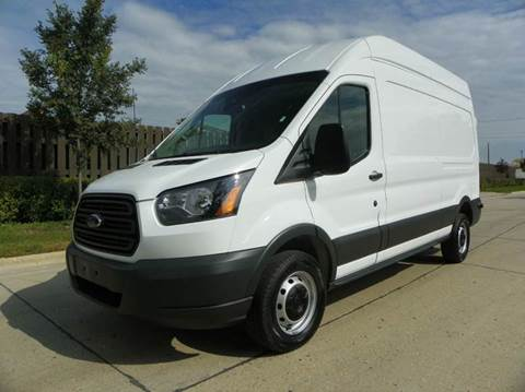2016 Ford Transit Cargo T-250