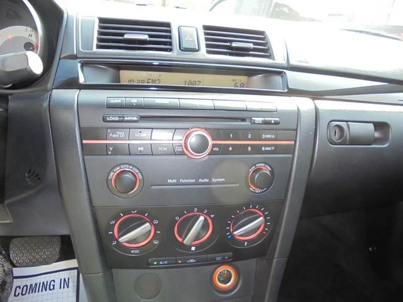 2008 Mazda MAZDA3 i Sport 4dr Sedan 4A - Brockton MA