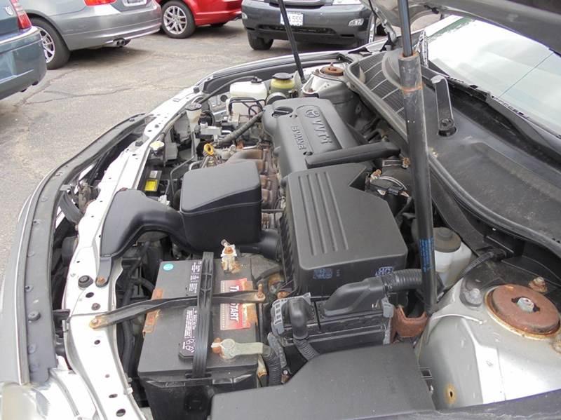 2008 Toyota Camry LE 4dr Sedan 5A - Brockton MA