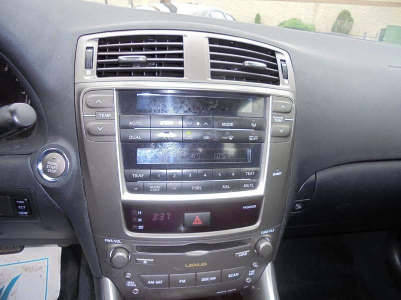 2006 Lexus IS 250 AWD 4dr Sedan - Brockton MA