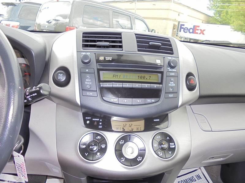 2008 Toyota RAV4 4x4 Limited 4dr SUV V6 - Brockton MA