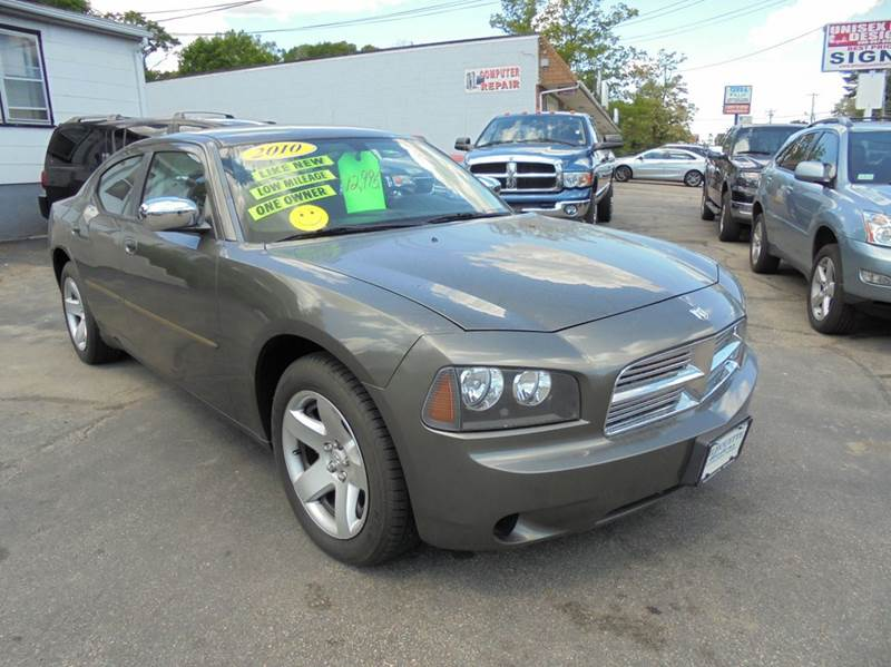 2010 Dodge Charger SE 4dr Sedan - Brockton MA
