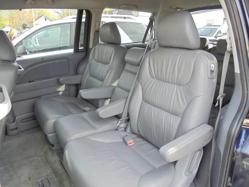 2007 Honda Odyssey EX-L 4dr Mini-Van w/DVD - Brockton MA