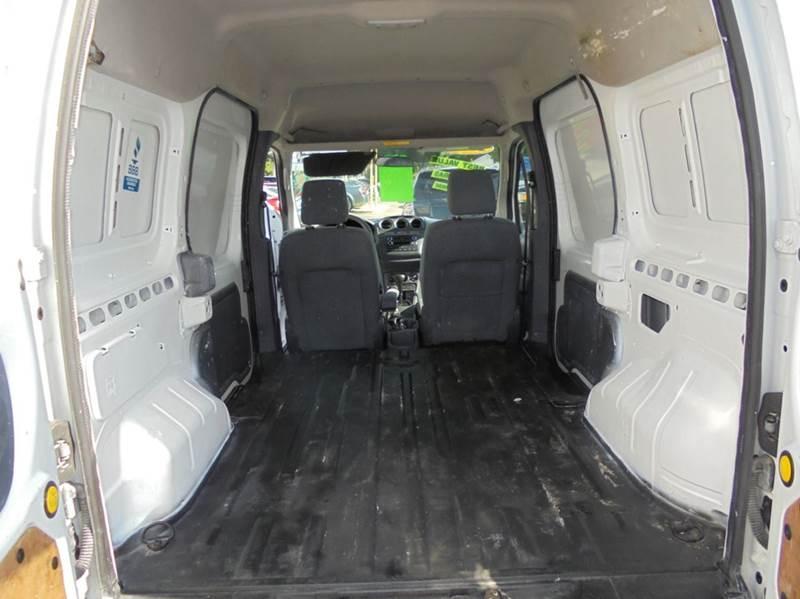 2012 Ford Transit Connect XLT 4dr Cargo Mini-Van w/Rear Glass - Brockton MA
