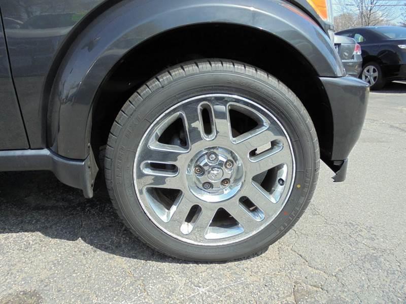 2011 Dodge Nitro 4x4 Heat 4dr SUV - Brockton MA