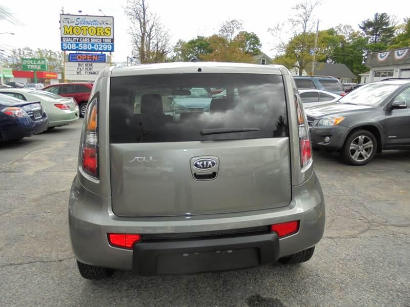 2010 Kia Soul Sport 4dr Wagon 4A - Brockton MA