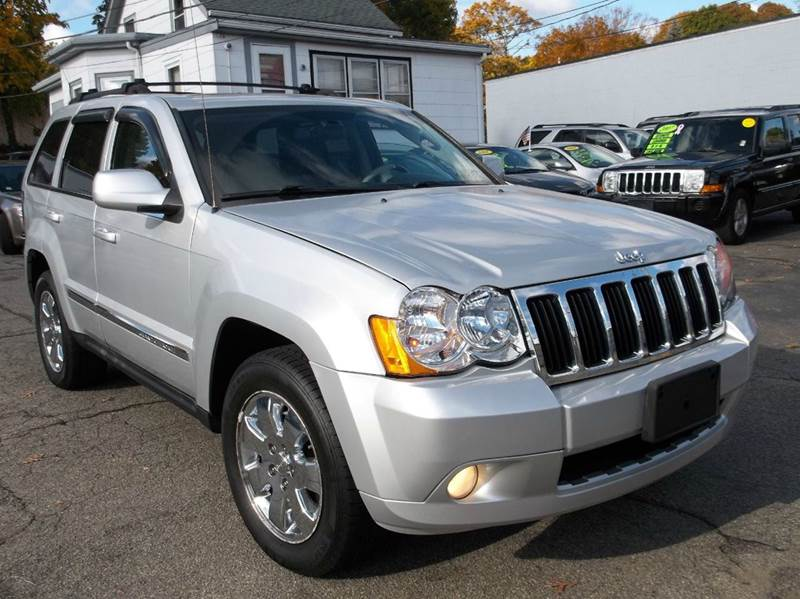2008 Jeep Grand Cherokee 4x4 Limited 4dr Suv In Brockton