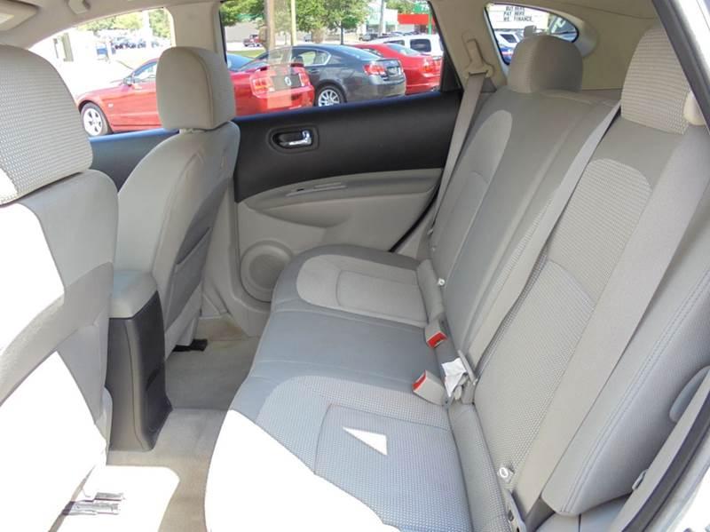 2008 Nissan Rogue AWD SL Crossover 4dr - Brockton MA