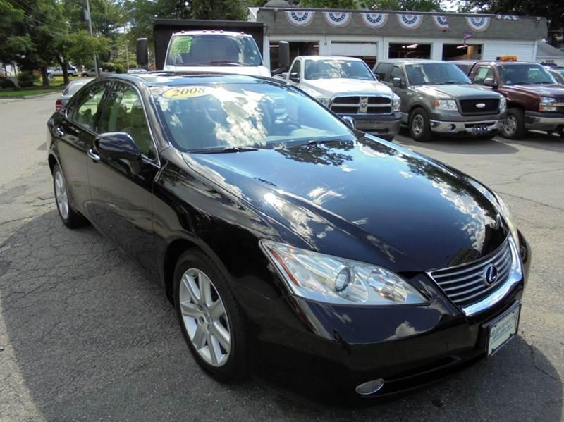 2008 Lexus ES 350 4dr Sedan - Brockton MA