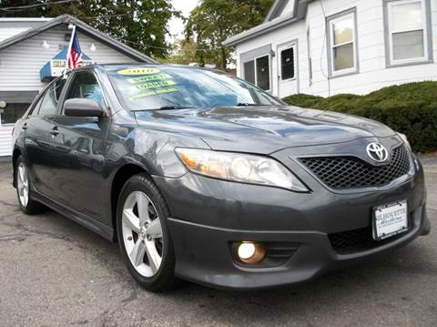 2010 Toyota Camry for sale in Brockton, MA