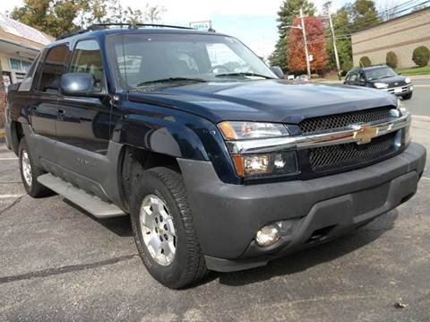 Chevrolet Avalanche For Sale Brockton Ma