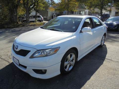 2011 Toyota Camry for sale in Brockton, MA