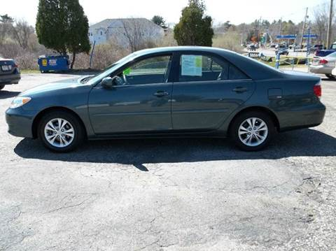 2006 toyota camry for sale massachusetts. Black Bedroom Furniture Sets. Home Design Ideas