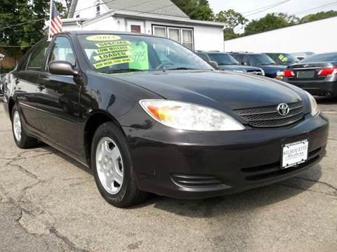Toyota Camry For Sale Brockton Ma
