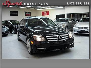 2011 Mercedes-Benz C-Class for sale in Dallas, TX