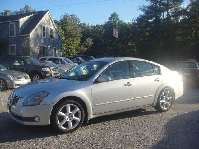2004 Nissan Maxima 35 Se 4dr Sedan In Goffstown Nh Manchester