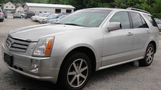 2004 cadillac srx awd 4dr suv v8 in goffstown nh. Black Bedroom Furniture Sets. Home Design Ideas