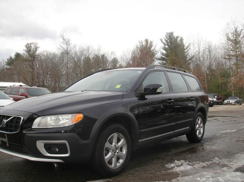 Volvo Dealers Nh >> 2008 Volvo Xc70 AWD 3.2 4dr Wagon In Goffstown NH - Manchester Motorsports
