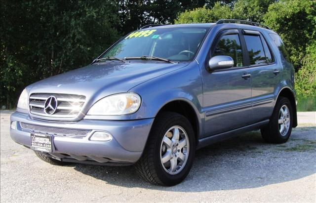 Document moved for 2004 mercedes benz m class
