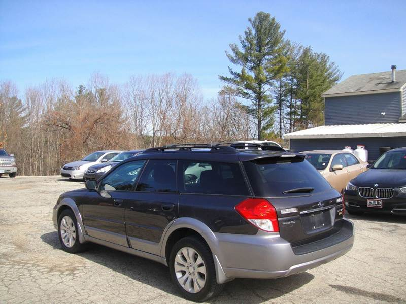 2009 Subaru Outback Awd 2 5i Limited 4dr Wagon 4a In