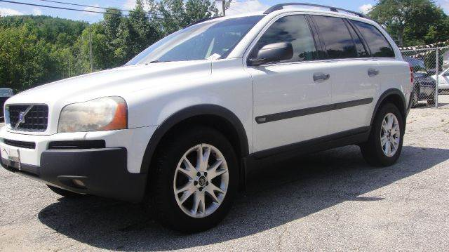 2004 volvo xc90 2 5t awd 4dr suv in goffstown boston. Black Bedroom Furniture Sets. Home Design Ideas