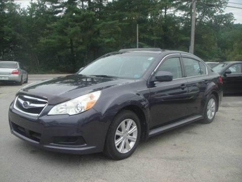 2010 Subaru Legacy for sale in Goffstown, NH