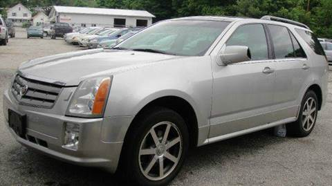 2004 Cadillac SRX for sale in Goffstown, NH