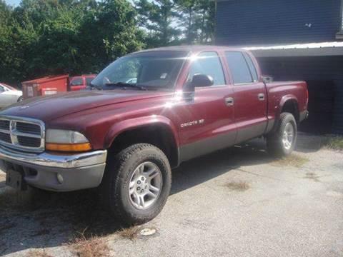 2001 Dodge Dakota for sale in Goffstown, NH