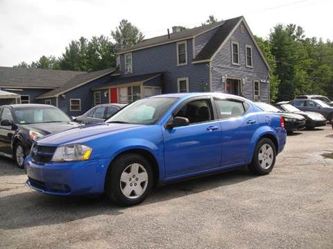 2008 Dodge Avenger for sale in Goffstown, NH