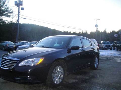 2014 Chrysler 200 for sale in Goffstown, NH