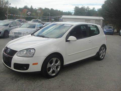 2008 Volkswagen GTI for sale in Goffstown, NH