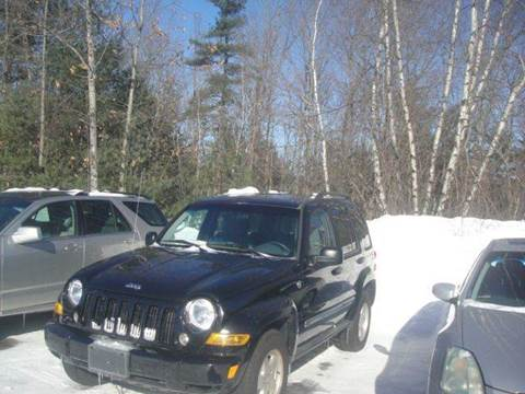 2006 Jeep Liberty for sale in Goffstown, NH