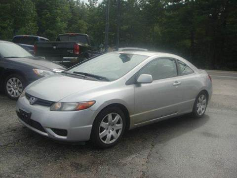 2007 Honda Civic for sale in Goffstown, NH