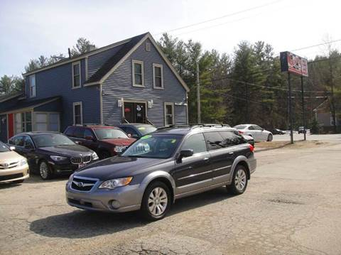 2009 Subaru Outback for sale in Goffstown, NH