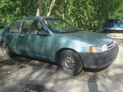 1993 Toyota Tercel for sale in Goffstown, NH