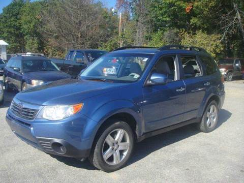 2009 Subaru Forester for sale in Goffstown, NH