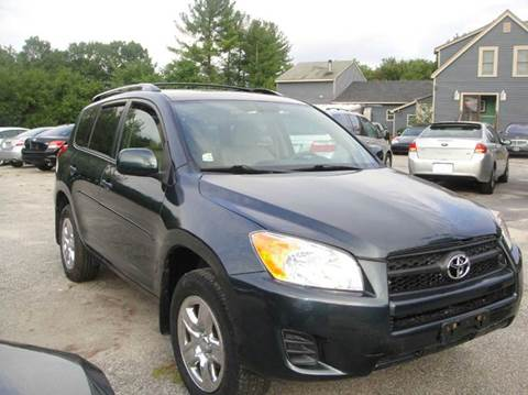2010 Toyota RAV4 for sale in Goffstown, NH